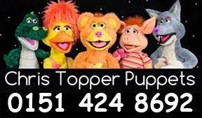Chris Topper Puppets